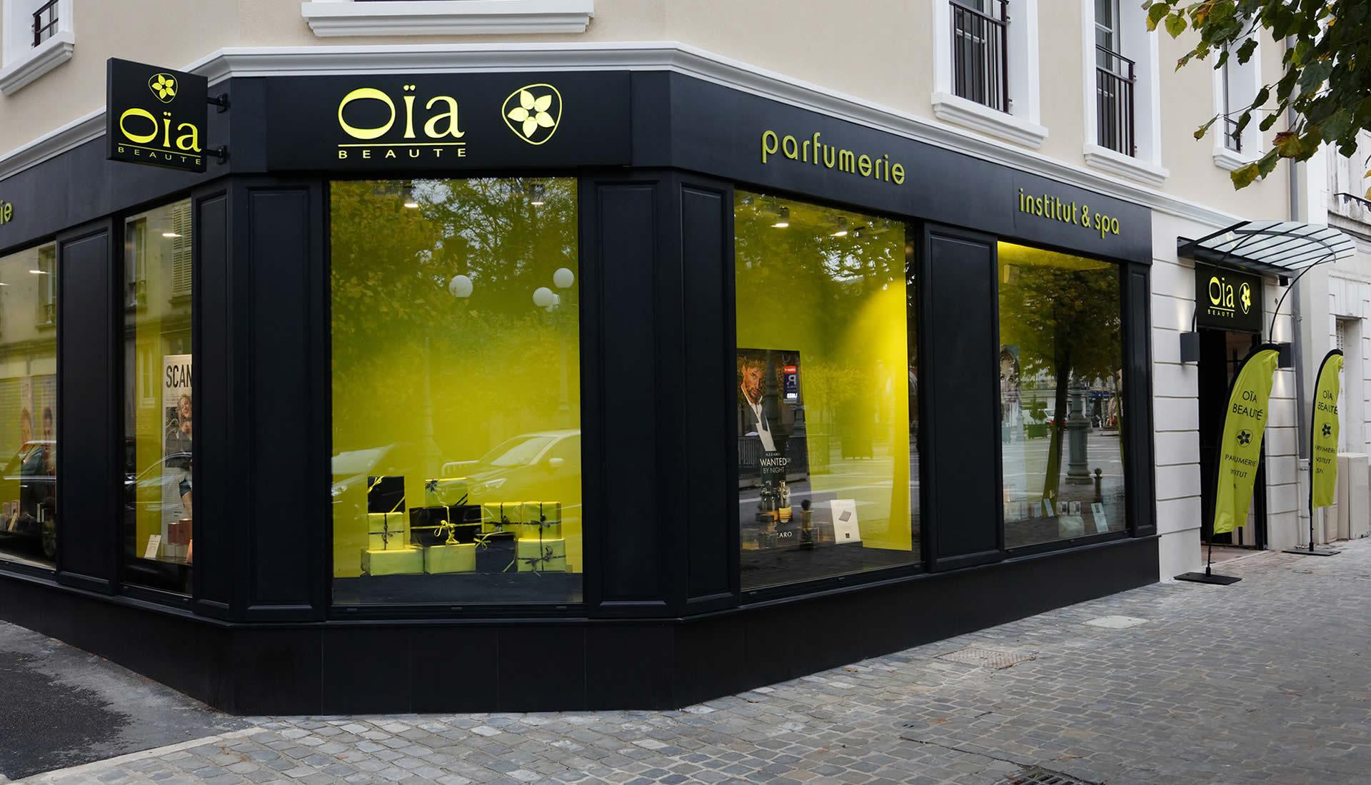Actualités de l'institut parfumerie Oia