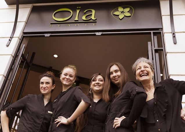 Institut Parfumerie Oia Fontainebleau