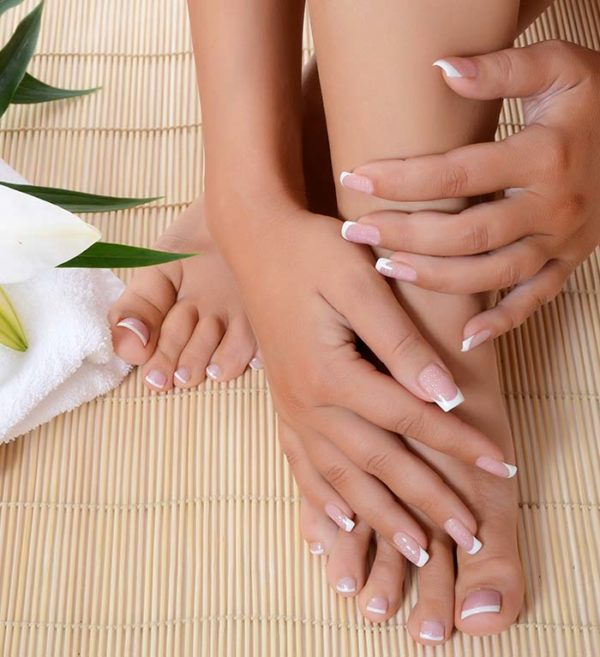 Soin Express Ongles des pieds
